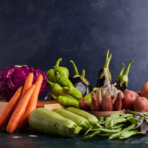 Vegetables - Wild Wexican